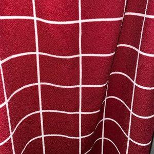 Pattern Bodycon Mini Dress